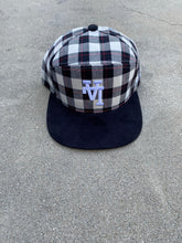Load image into Gallery viewer, Prevail x Los Angeles snapback ( Plaid  )