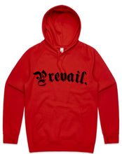 Load image into Gallery viewer, Essential Hoodie ( Blvck & Red )