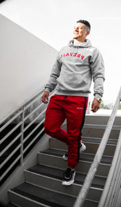 RED & BLVCK - TRACK PANTS