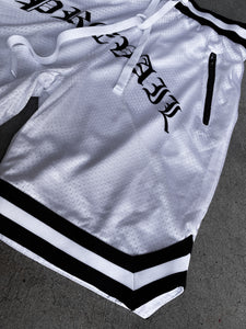 Crossover Shorts - white