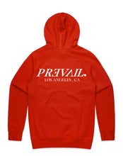 Load image into Gallery viewer, Stamp Logo - RED Hoodie