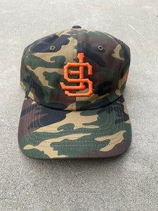 Camo SF [ Dad Hat ]