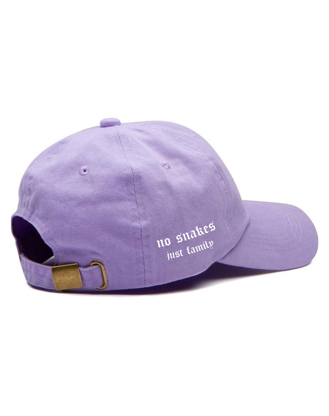 Just Family - Purple Dad Hat