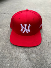 Load image into Gallery viewer, Prevail x New York Snapback ( Red)