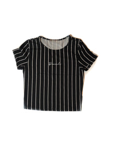 Women -Stripe Tee