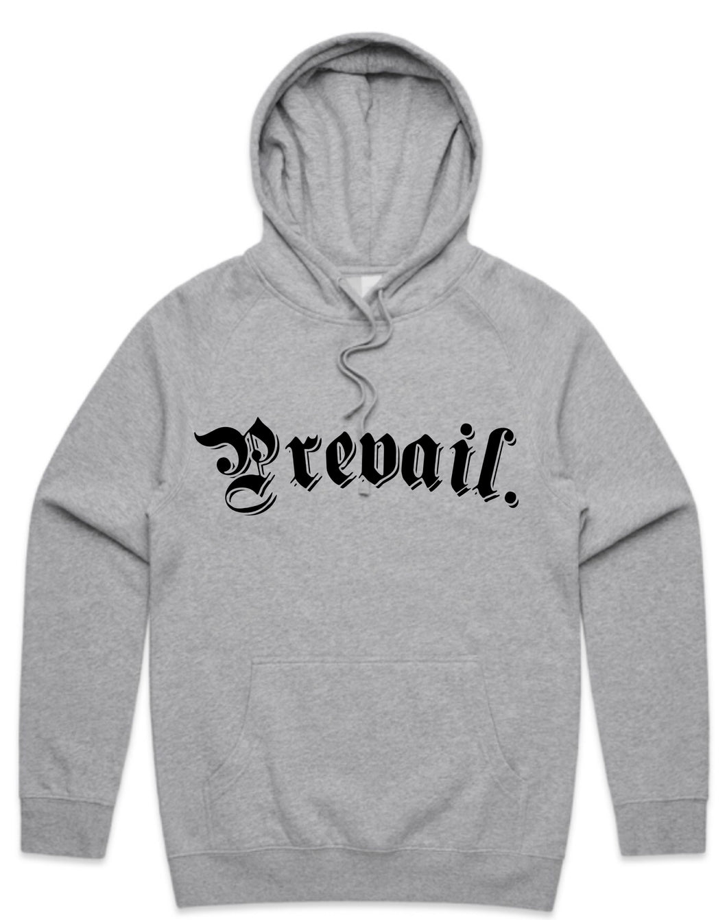 Essential Hoodie ( Heather Grey  )