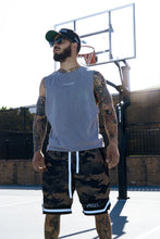 Load image into Gallery viewer, Camo Basketball Shorts