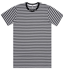 Prevail-Staple Stripe Tee
