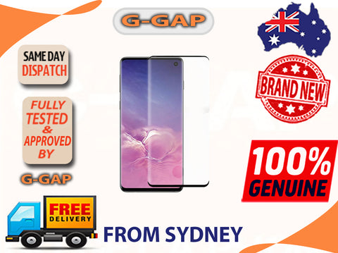 Samsung Galaxy S10 G973 Full Curved Tempered Glass Screen Protector