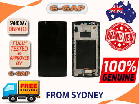 LG G4 H810/ H811/ H815/ VS986 LCD Digitizer Touch Panel With Bazel Frame