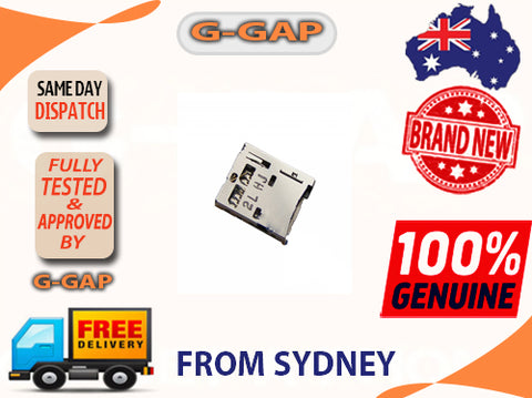 Samsung Galaxy Tab Pro 10.1 T520 Memory Card Holder Reader