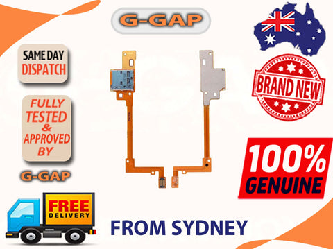 Samsung Galaxy Tab Pro 10.1 T520 Memory Card Holder Reader Flex Cable