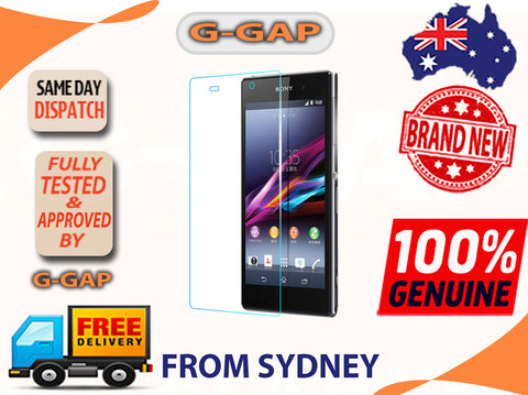 Sony Xperia Z L36h / C6602/ C6603 Tempered Glass Screen Protector