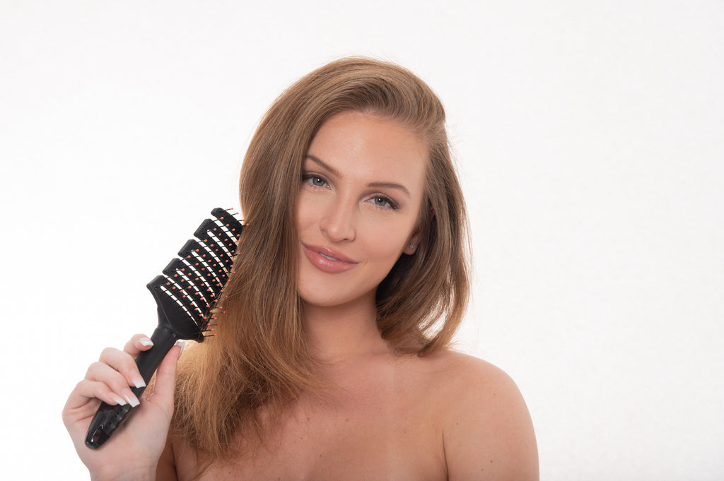The Least Damaging Hair Brushes You Need