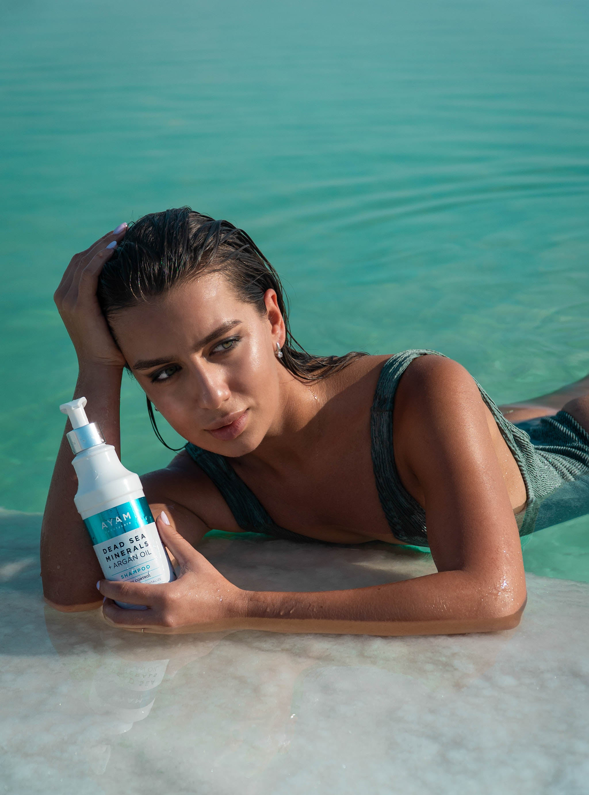 Argan Oil + Dead Sea Minerals - Shampoo