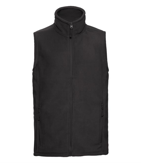 Work Fleece Gilet - wash at 60 degrees