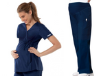 Cherokee Maternity Scrub Suit - Set of Tunic and Trousers (2892 / 2092)