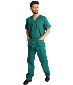 Behrens Unisex Smart Scrub Suit - Set of Tunic and Trousers (NSTP / NSTR)