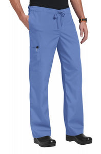 Orange Standard Unisex Huntington Trouser Ceil