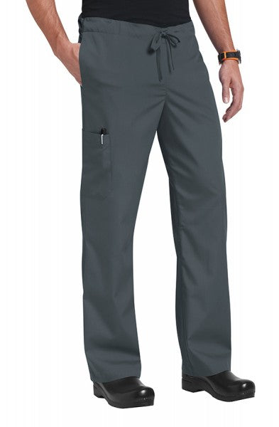 Orange Standard Unisex Huntington Trouser Charcoal
