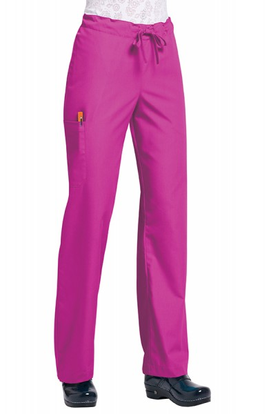 Orange Standard Unisex Huntington Trouser Fuscia