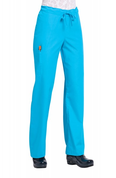 Orange Standard Unisex Huntington Trouser Turquoise