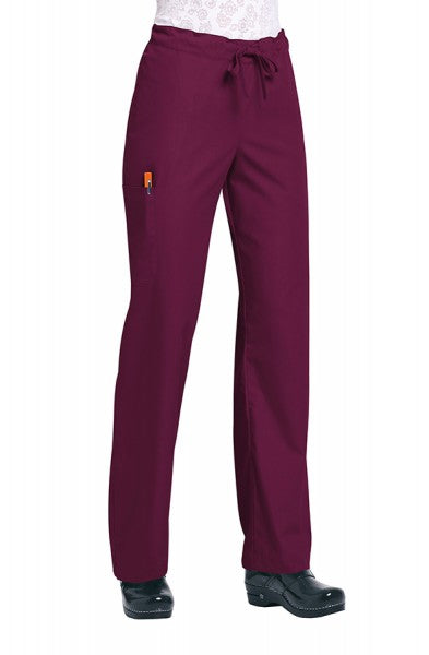 Orange Standard Unisex Huntington Trouser Wine