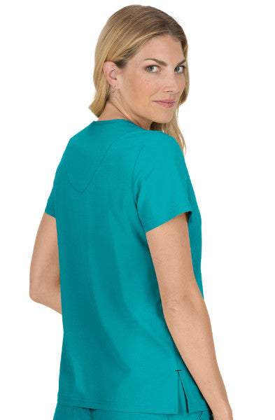 Koi Basics - Women's Scrub Tunic (Becca or Katie) - Teal