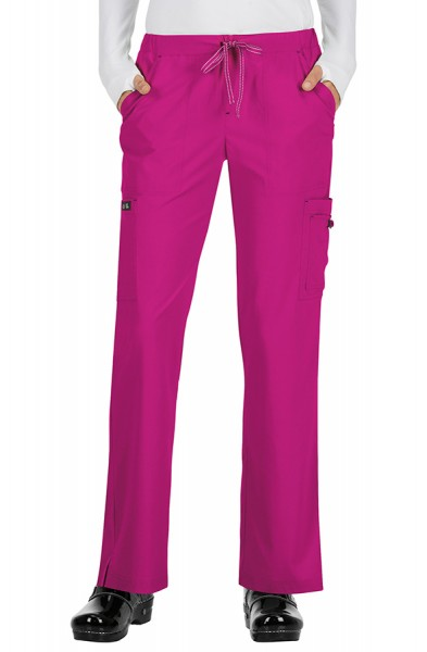 Koi Basics - Women's Scrub Trouser (Holly or Laurie) - Azalea Pink