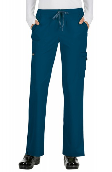Koi Basics - Women's Scrub Trouser (Holly or Laurie) - Caribbean