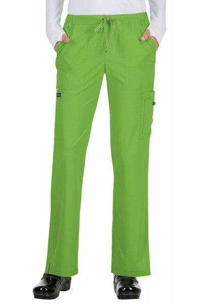 Koi Basics - Women's Scrub Trousers (Holly or Laurie) - Green Tea