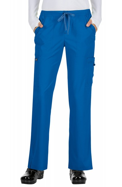 Koi Basics - Women's Scrub Trousers - (Holly or Laurie) - Royal