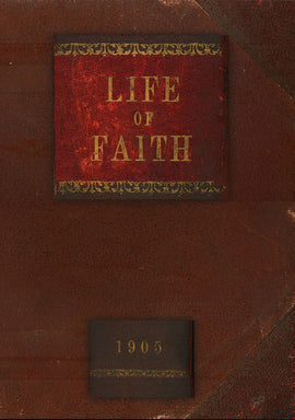 Life of Faith 1905