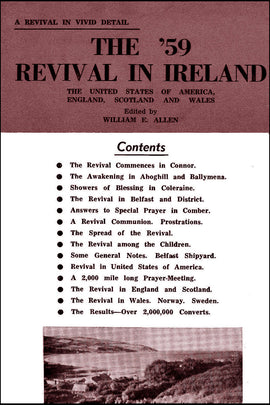 The 59 Revival in Ireland - William E. Allen - ebook