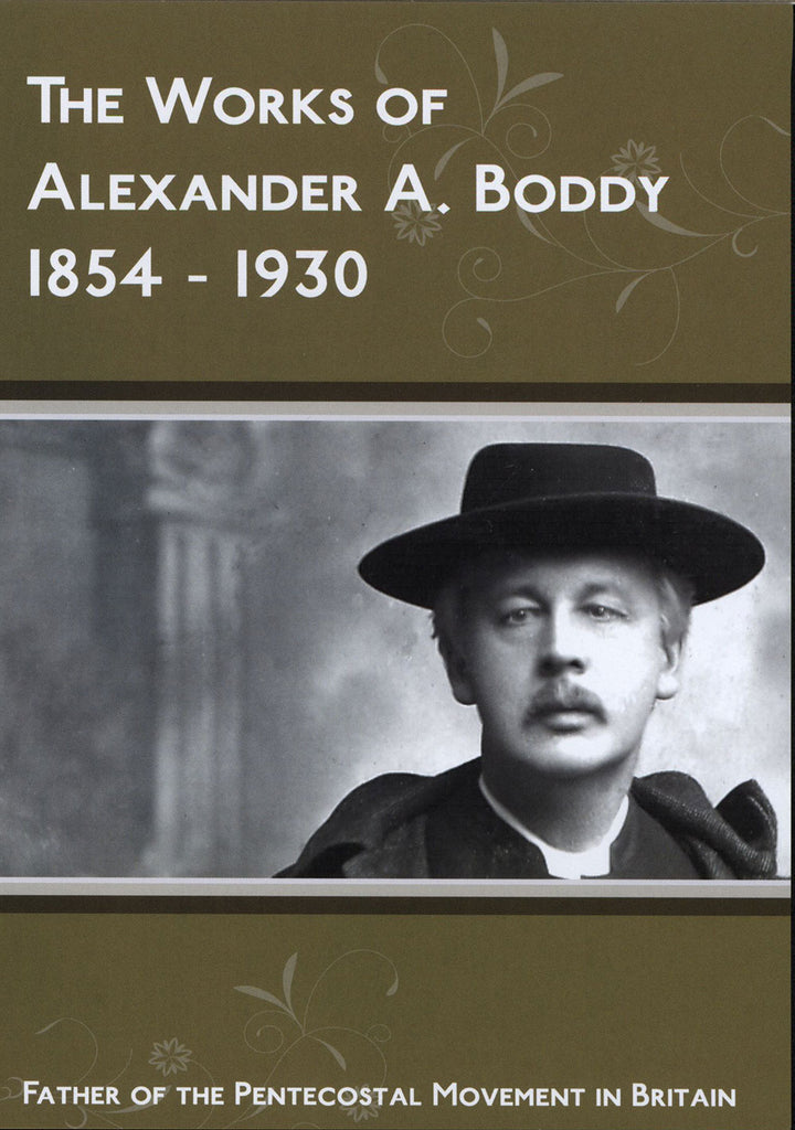 The Works of Alexander Boddy