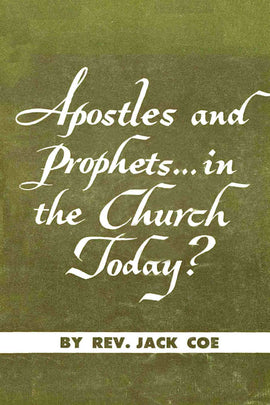 Apostles and Prophets - Jack Coe - ebook