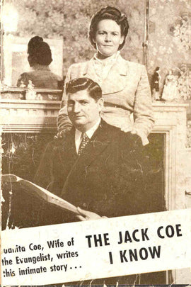 The Jack Coe I Know - Juanita - Juanita Coe - eBook
