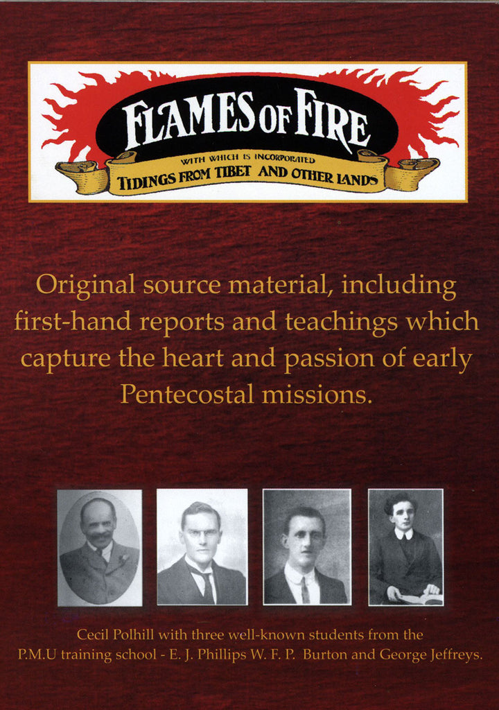 Flames of Fire 1911-1917
