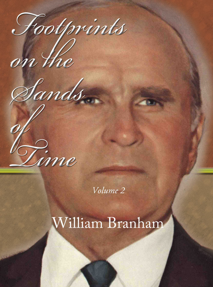 Footprints on the Sands of Time 2 - William Branham - eBook