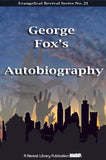 Autobiography - George Fox - ebook