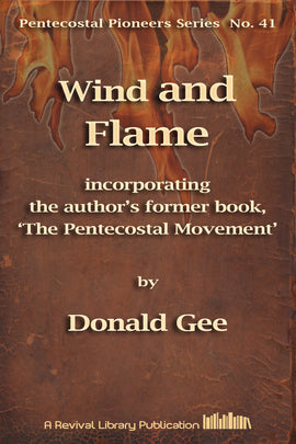 Wind and Flame - Donald Gee - ebook