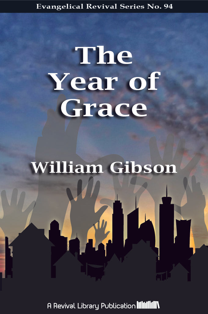The Year of Grace - William Gibson - ebook