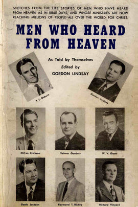 Men Who Heard From Heaven - Gordon Lindsay - eBook