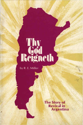 Thy God Reigneth - R. E. Miller - ebook
