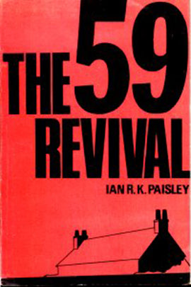 The '59 Revival - Ian R. K. Paisley - ebook