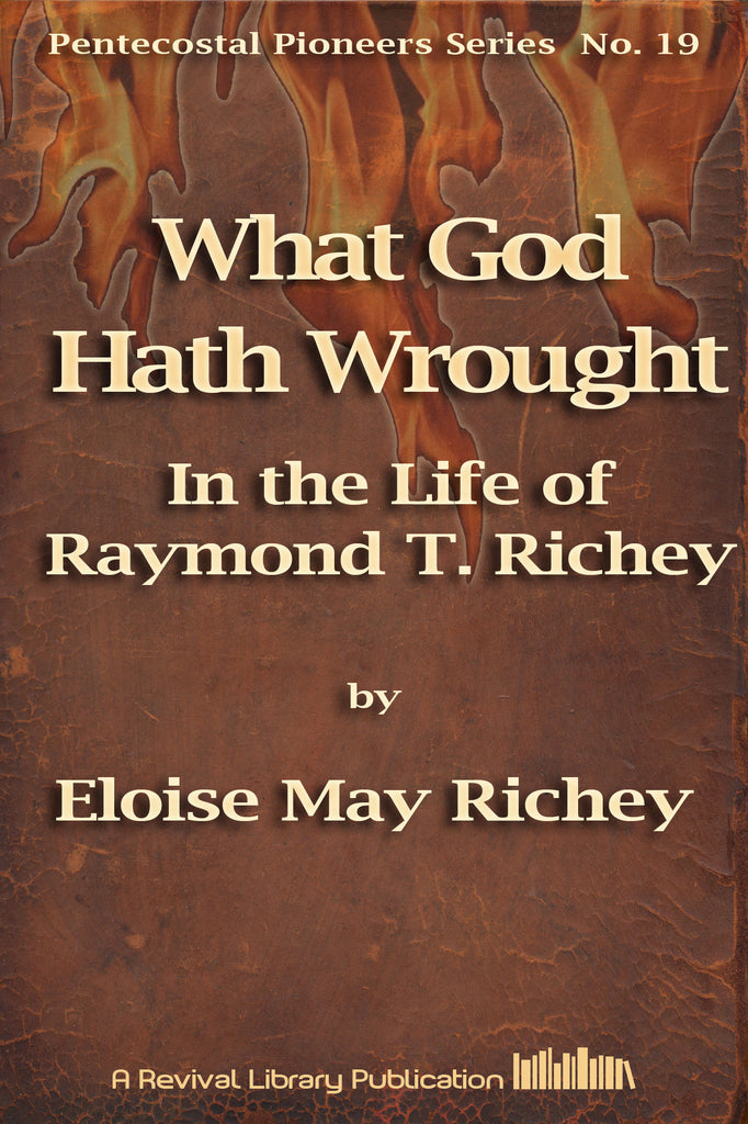 What God Hath Wrought - Eloise May Richey - eBook