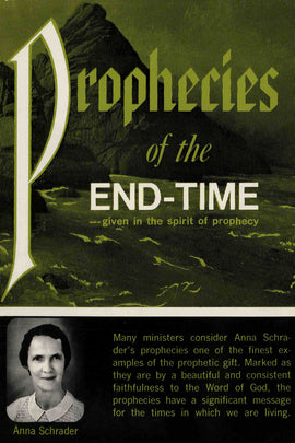 Anna Schrader's Prophecies - ebook