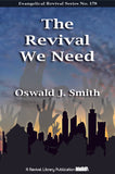 The Revival We Need - Oswald Smith - ebook