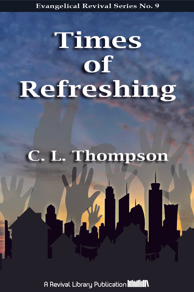 Times of Refreshing - C. L. Thompson - ebook