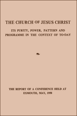 The Devon Conference Papers, Exmouth, 1958 - ebook